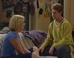 Amy Greenwood, Lance Wilkinson in Neighbours Episode 3468