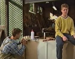 Billy Kennedy, Lance Wilkinson in Neighbours Episode 3468