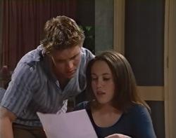 Billy Kennedy, Libby Kennedy in Neighbours Episode 3468