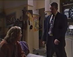 Joel Samuels, Toadie Rebecchi in Neighbours Episode 3468
