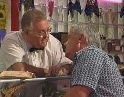 Harold Bishop, Lou Carpenter in Neighbours Episode 3503