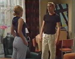 Tess Bell, Dan Fitzgerald in Neighbours Episode 3503