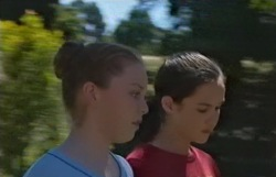 Michelle Scully, Bianca Nugent in Neighbours Episode 3546