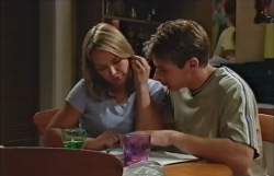 Steph Scully, Lance Wilkinson in Neighbours Episode 3546