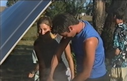 Felicity Scully, Sean Edwards in Neighbours Episode 3546