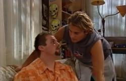 Toadie Rebecchi, Joel Samuels in Neighbours Episode 3645