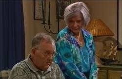 Harold Bishop, Madge Bishop in Neighbours Episode 3645
