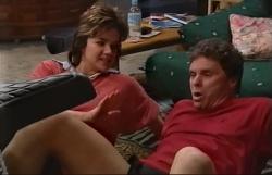 Lyn Scully, Joe Scully in Neighbours Episode 3645