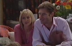Maggie Hancock, Evan Hancock in Neighbours Episode 3770