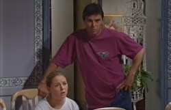 Michelle Scully, Joe Scully in Neighbours Episode 3770