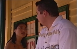 Laura Wallace, Toadie Rebecchi in Neighbours Episode 3794