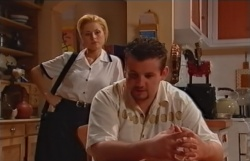 Dee Bliss, Toadie Rebecchi in Neighbours Episode 3794