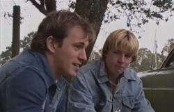 Stuart Parker, Jamie Clarke in Neighbours Episode 4392