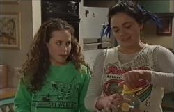 Serena Bishop, Sky Mangel in Neighbours Episode 4392