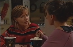 Susan Kennedy, Libby Kennedy in Neighbours Episode 4550