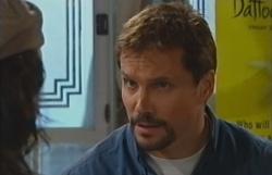 Darcy Tyler in Neighbours Episode 4550