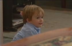 Ben Kirk in Neighbours Episode 4550