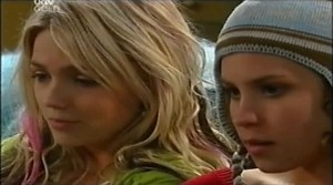 Sky Mangel, Serena Bishop in Neighbours Episode 4638