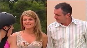 Stingray Timmins, Izzy Hoyland, Karl Kennedy in Neighbours Episode 4763