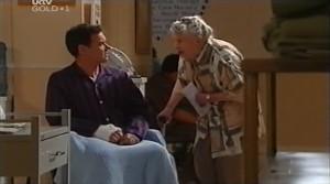 Paul Robinson, Rose Belker in Neighbours Episode 4765