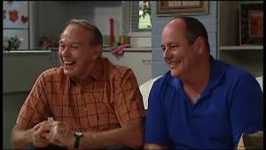 Doug Willis, Philip Martin in Neighbours Episode 4771