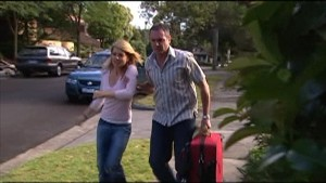 Izzy Hoyland, Karl Kennedy in Neighbours Episode 4771