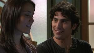 Carmella Cammeniti, Marco Silvani in Neighbours Episode 5345