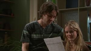 Riley Parker, Elle Robinson in Neighbours Episode 5345
