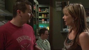 Toadie Rebecchi, Steph Scully in Neighbours Episode 5346