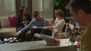 Rebecca Napier, Susan Kennedy, Miranda Parker, Audrey, Dahl, Karl Kennedy in Neighbours Episode 5347