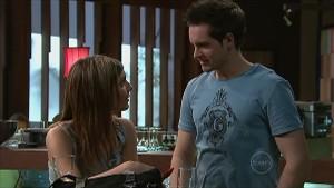 Rachel Kinski, Angus Henderson in Neighbours Episode 5350