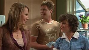 Miranda Parker, Ned Parker, Bridget Parker in Neighbours Episode 5351