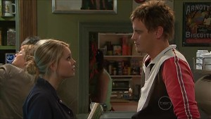 Janae Timmins, Ned Parker in Neighbours Episode 5352