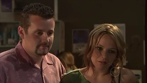 Toadie Rebecchi, Steph Scully in Neighbours Episode 5353