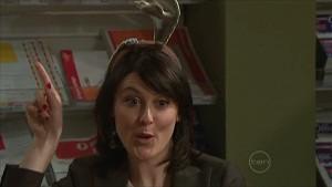 Rosie Cammeniti in Neighbours Episode 5354