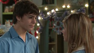 Zeke Kinski, Rachel Kinski in Neighbours Episode 5356