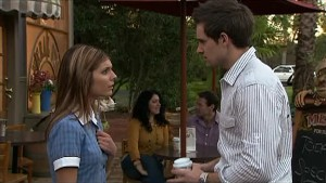 Rachel Kinski, Angus Henderson in Neighbours Episode 5356