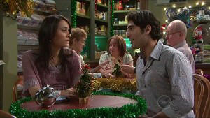 Carmella Cammeniti, Marco Silvani in Neighbours Episode 5357