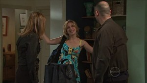 Miranda Parker, Kirsten Gannon, Steve Parker in Neighbours Episode 5357