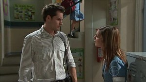 Angus Henderson, Rachel Kinski in Neighbours Episode 5357