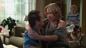 Toadie Rebecchi, Steph Scully, Valda Sheergold, Harvey in Neighbours Episode 5357