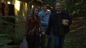 Miranda Parker, Ned Parker, Steve Parker in Neighbours Episode 5358