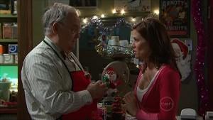 Harold Bishop, Rebecca Napier in Neighbours Episode 5359