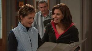 Susan Kennedy, Karl Kennedy, Rebecca Napier in Neighbours Episode 5359