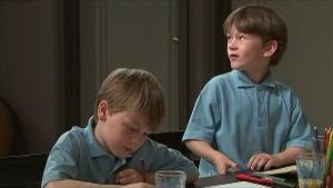 Mickey Gannon, Ben Kirk in Neighbours Episode 5363