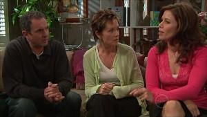 Karl Kennedy, Susan Kennedy, Rebecca Napier in Neighbours Episode 5363