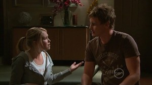 Janae Timmins, Ned Parker in Neighbours Episode 5364