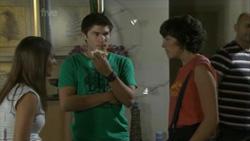 Rachel Kinski, Declan Napier, Bridget Parker in Neighbours Episode 5436