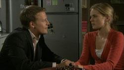 Oliver Barnes, Elle Robinson in Neighbours Episode 5436