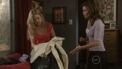 Elle Robinson, Rebecca Napier in Neighbours Episode 5437